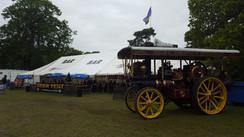 Steam Rally set up