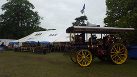 Steam Rally set up