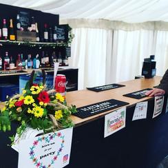 Corporate Hospitality Bar