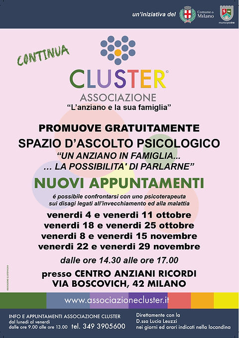Manifesto_SPAZIO D'ASCOLTO_VIA BOSCOVICH