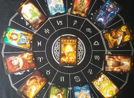 Mandala astrológica com o tarô: análise do futuro presidente do Brasil 2018