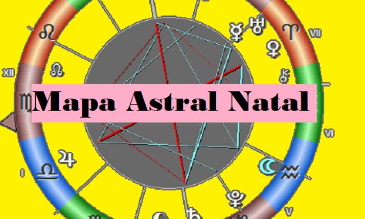 Mapa Astral Pessoal