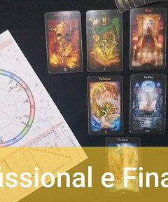Tarô com Astrologia Análise Profissional