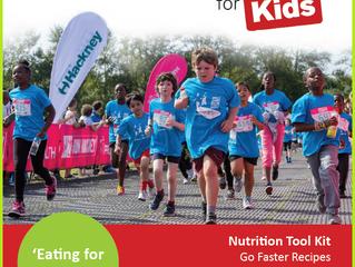 Vitality Run Hackney Half-Marathon and Kate Percy's Schools' Programme