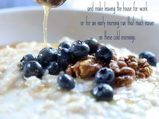 Wake up & smell the porridge!