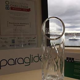 Matthew MacKenzie wins 2016 BioInnovation Challenge