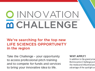MacKenzie Healthcare Technologies chosen as semi-finalist in BioInnovation Challenge 2016