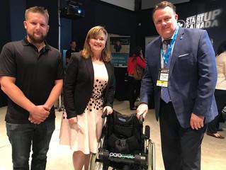 Paraglide competes at Global Entrepreneur Accelerator Challenge