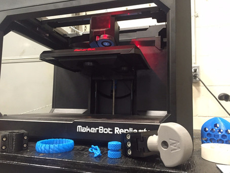 Now offering 3D printing