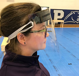 MacKenzie Atlantic to produce more than one million face shields for NSHA, IWK
