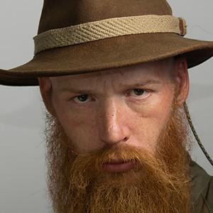 Red Beard Mike