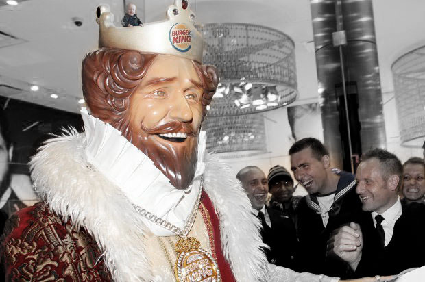 'dinner with a king in peruvia... crazy fun guy...'