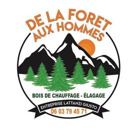 De la Forêt aux Hommes Ent. Lattanzi Giusto: depot ventes de bois de chauffage dans les départements desAlpes-Maritimes et duVar en plus de notre département lesAlpes-de-Haute-Provence