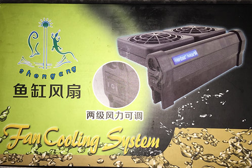 Cooling Fan Double