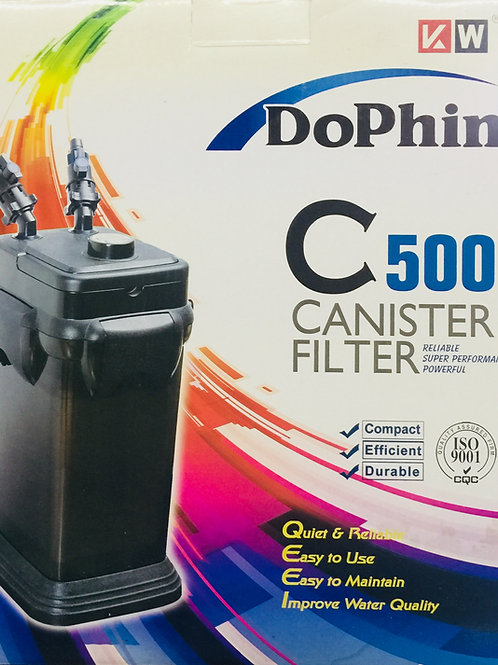 Dophin C500 Canister Filter