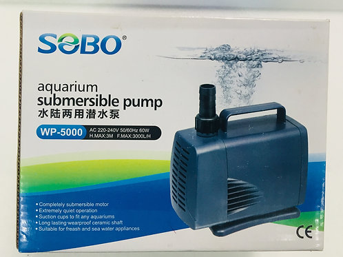 Water Pump WP 5000 3000l/h