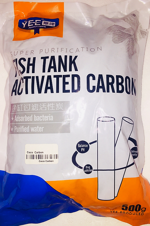 Coco Activated Carbon 500g