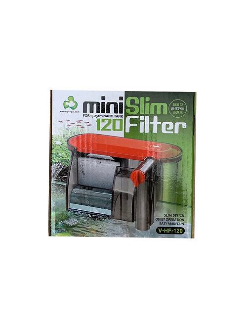 Top Aqua HOB Filter 120 15-25cm Tank