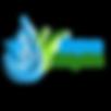 Aqua Empire Logo Clear Back