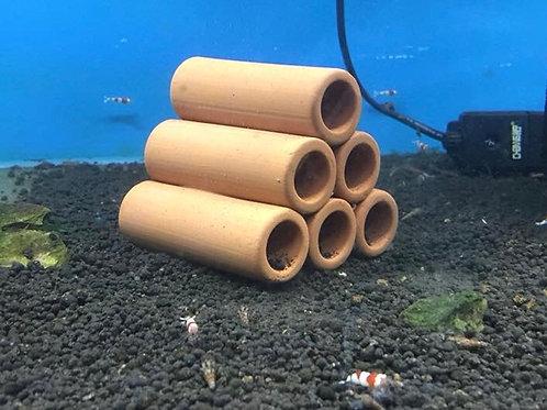 Ceramic Shrimp Tubes F-914