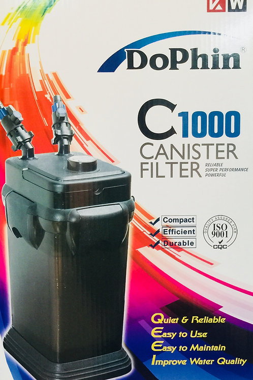 Dophin C1000 Canister Filter