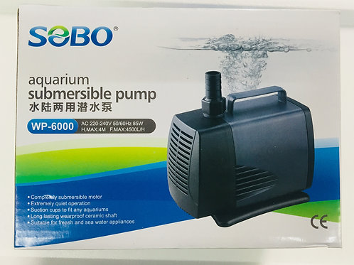 Water Pump WP 6000 4500l/h