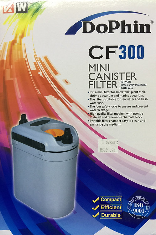 Dophin CF 300 Mini Canister Filter