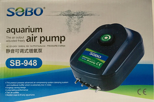 Sobo 988 4 Outlet Airpump