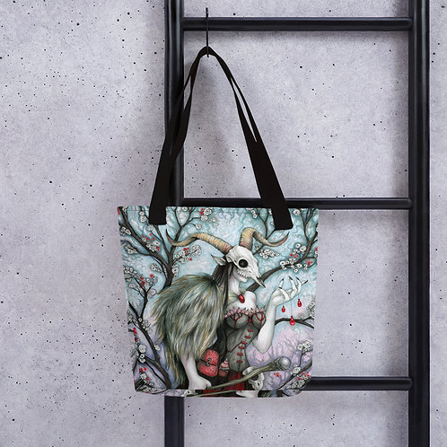 Ketra the Witch Tote bag