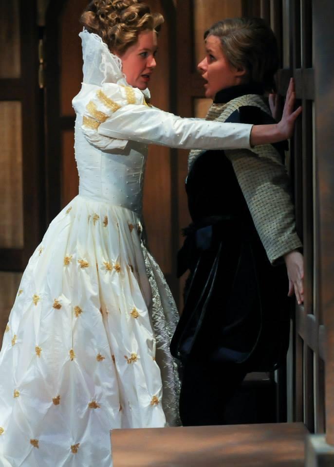 Viola in Twelfth Night