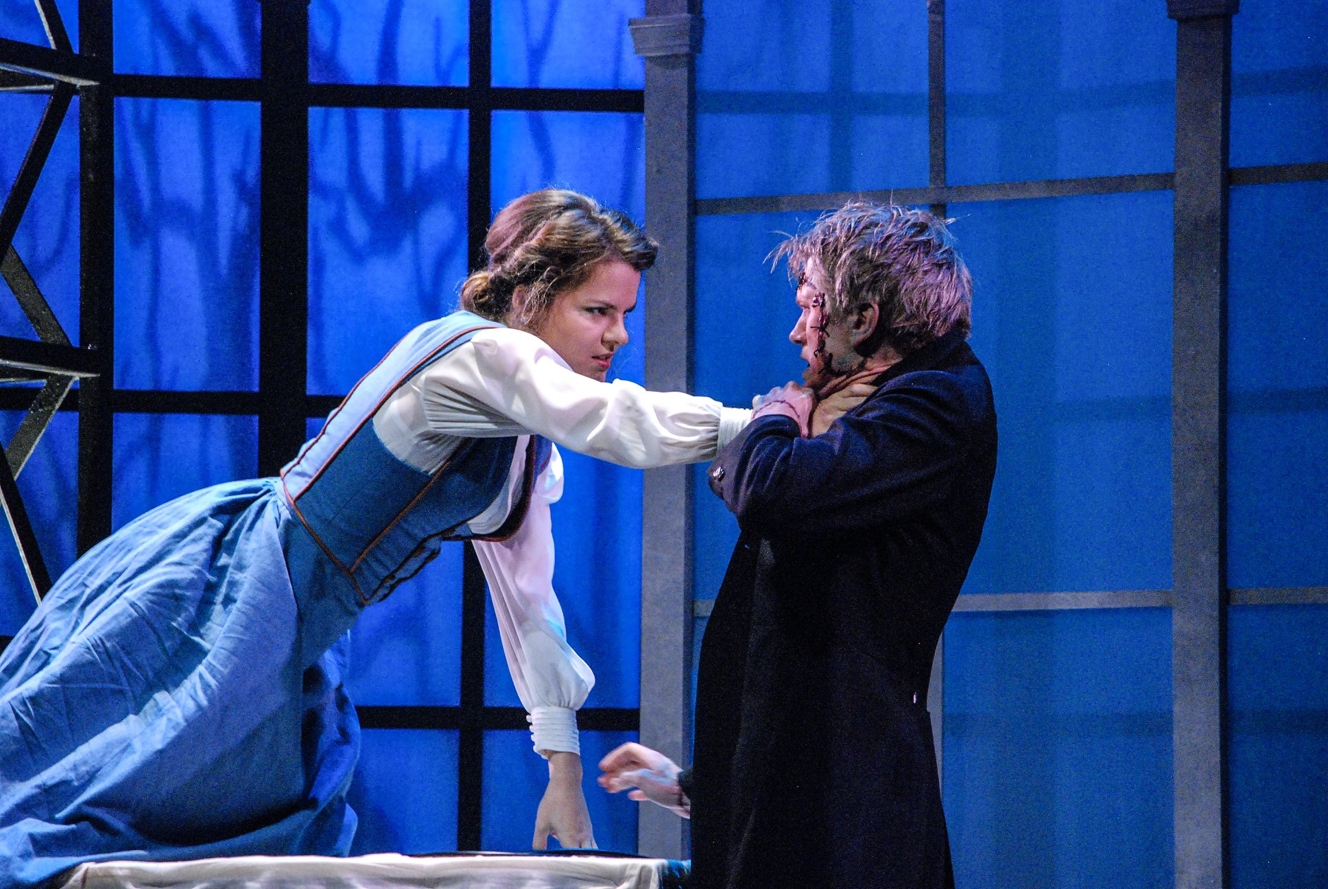 Elizabeth in Frankenstein