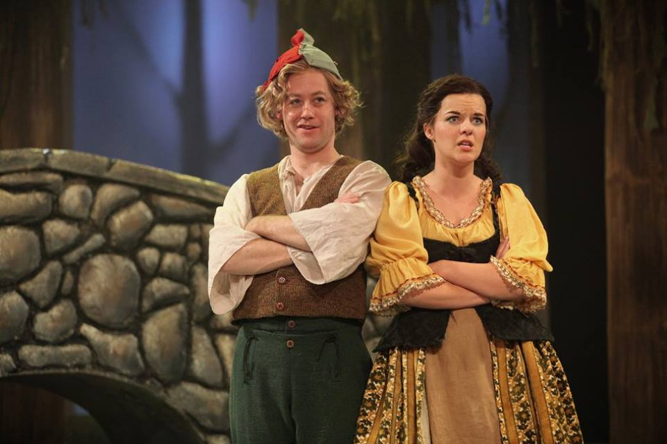 Phoebe in As You Like It