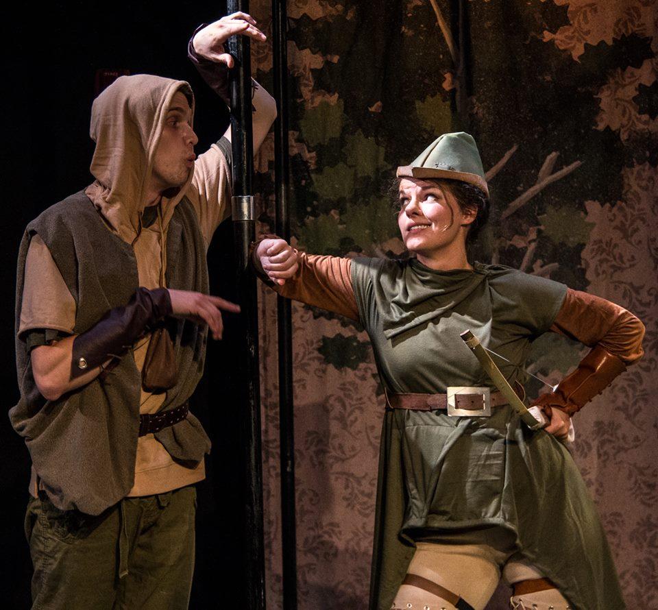 Robin Hood in Marian: the True Tale