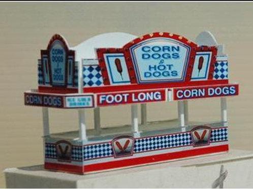 157   Corn Dog Stand