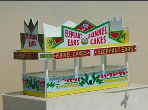 158    Elephant Ears Stand