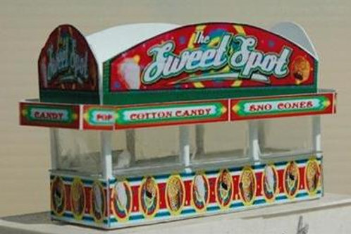 #150   Sweet Shop Food Stand