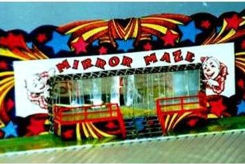 729  Mirror Maze