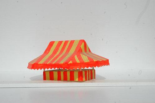 703-A  GAble End 4 Tent