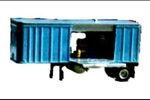 605  Generator Trailer with engine