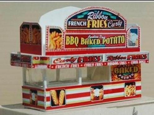 153   Ribbon Fries