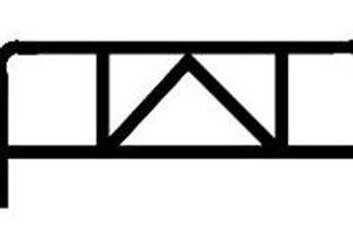 781   Center angle Fence ( 12 Picecs )