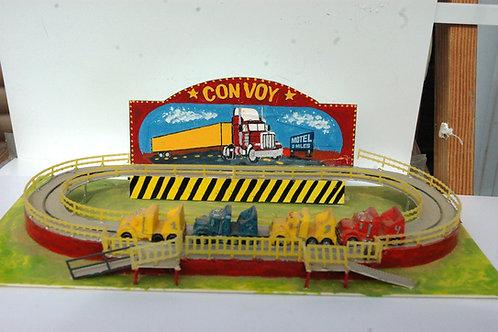 733   Convoy ride