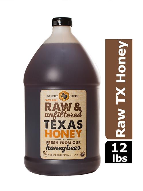 Raw Honey 1 Gallon