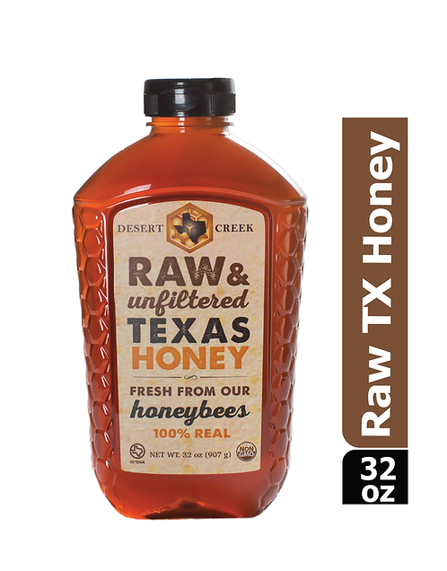 Raw Honey 2lbs