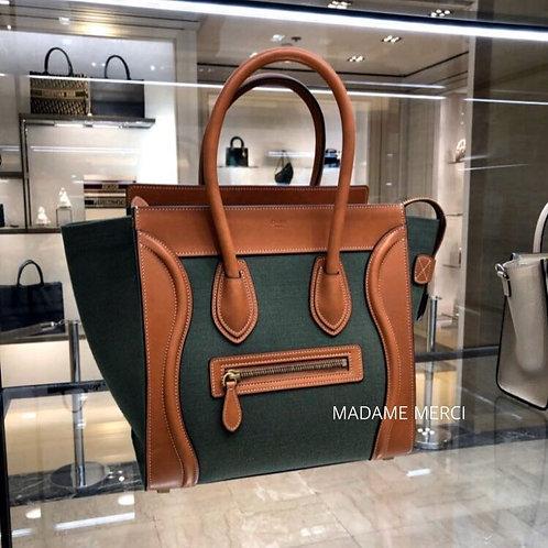 【CELINE】Luggage Micro Model handbag
