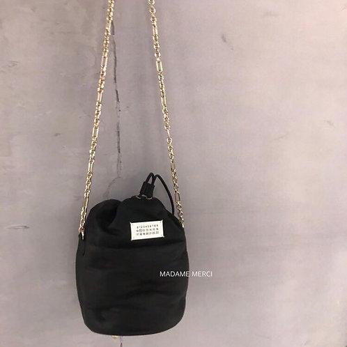【Maison Margiela】Glam Slam small bucket bag