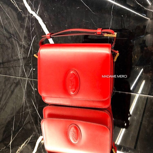 【Saint Laurent】LE 61 SMALL SMOOTH LEATHER BAG