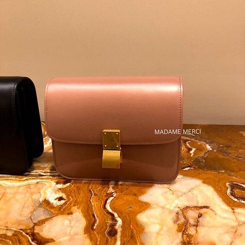【CELINE】Classic Teen model cork calfskin bag