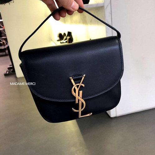【Saint Laurent】KAIA SMALL SATCHEL BAG × SMOOTH LEATHER