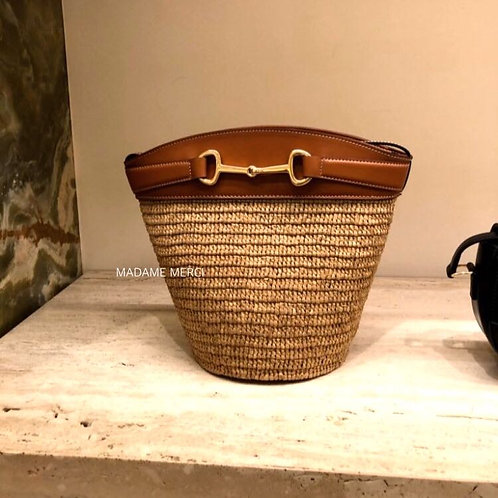【CELINE】Crecy Bucket Bag